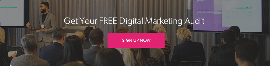 Get Your Free Digital Marketing Audit - Sign Up Now!